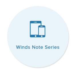 Winds Note Serires
